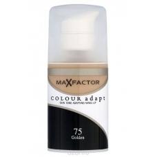 MAX FACTOR Тональный крем Colour Adapt №75