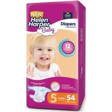 Подгузники Helen Harper Baby 5 (11-18 кг) 54 шт