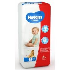 Подгузники Huggies Classic 5 (11-25 кг) 11 шт