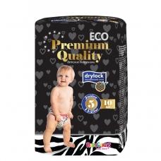 Подгузники Baby Care ECO Premium Quality 5 (11-25 кг) 10 шт