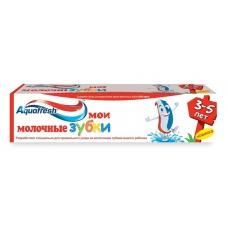 Aquafresh Зубная паста Мои молочные зубки 50 мл.