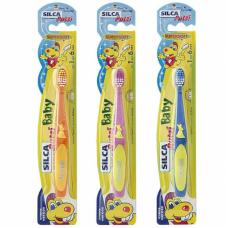Зубная щетка SILCA Putzi Baby (1-6 лет)