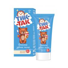 """Паста зубная детская """"Тик-Так"""" фруктовое мороженое 2+, 62г"""
