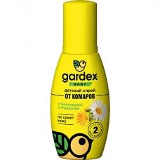 Gardex Baby Спрей от комаров для детей с 2 лет 100 мл
