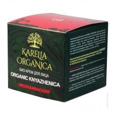 Karelia Organica Био-крем для лица Organic Knyazhenica 50 мл.