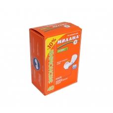 Прокладки МИЛАНА ежедневные DOLCE део софт ЭКОНОМИЯ 40 шт.