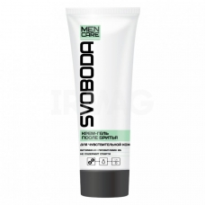 SVOBODA MEN CARE крем после бритья для чувствительной кожи 80 мл.