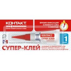 Супер-клей КОНТАКТ КМ 576-116 1г.