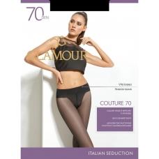 GLAMOUR Колготки Couture 70 Nero 4
