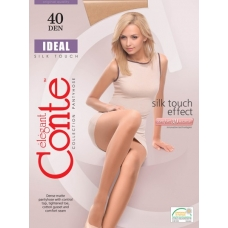 Conte Колготки  COTTON IDEAL 40 Beige 2