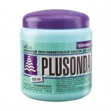БЕЛИТА Витаминный восстановительный бальзам для волос ПЛЮСОНДА 450мл.