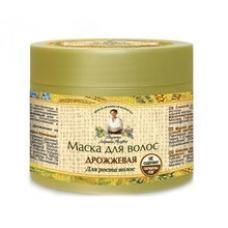 Рецепты Бабушки Агафьи Маска для волос Дрожжевая 300 мл.