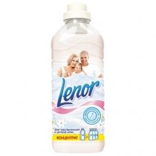 Кондиционер для белья Lenor для чувствительной и детской кожи концентрированный 1 л.