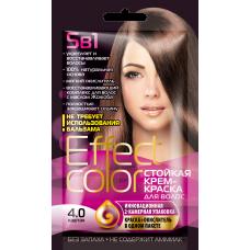 Effect Color 4.0 Каштан Стойкая крем-краска для волос