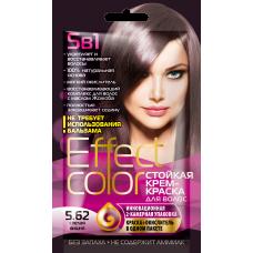 Effect Color 5.62 Спелая вишня Стойкая крем-краска для волос