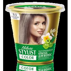 Краска для волос Nature Stylist Color тон 9.3 жемчужный блонд