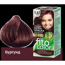 FitoColor 5.62 Бургунд Стойкая крем-краска для волос