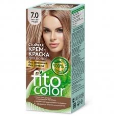 FitoColor 7.0 Светло-русый Стойкая крем-краска для волос
