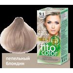 FitoColor 9.1 Пепельный блондин Стойкая крем-краска для волос