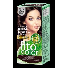 FitoColor 3.3 Горький шоколад Стойкая крем-краска для волос