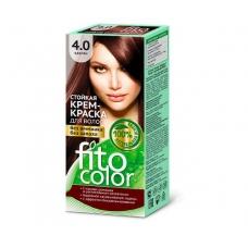 FitoColor 4.0 Каштан Стойкая крем-краска для волос