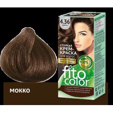 FitoColor 4.36 Мокко Стойкая крем-краска для волос