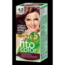 FitoColor 4.5 Махагон Стойкая крем-краска для волос