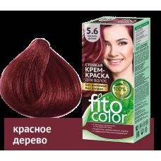 FitoColor 5.6 Красное дерево Стойкая крем-краска для волос