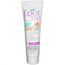 БЕЛИТА Foot care Бальзам против трещин ступней ног ночной 100мл.