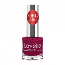 Lavelle Collection лак для ногтей  GEL POLISH 26 темно-малиновый 10 мл.