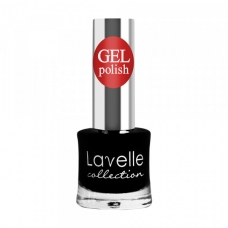 Lavelle Collection лак для ногтей  GEL POLISH 40 черный 10 мл.