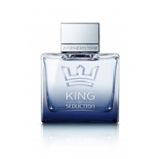 Antonio Banderas King of Seduction Туалетная вода мужская 50 мл