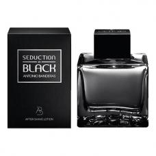 Antonio Banderas Seduction in Black Туалетная вода мужская 50 мл
