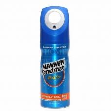 Дезодорант-спрей Mennen Speed Stick® 24/7 Активный День 150 г.