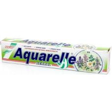 Aquerelle Зубная паста с фтором и натуральным гербальным экстрактом 75 мл.