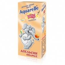 Aquerelle Kids Зубная паста Апельсин 50 мл.