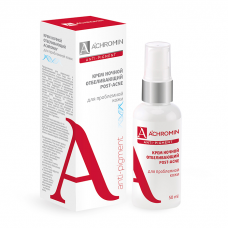Ахромин ночной крем отбеливающий для проблемной кожи, 50 мл