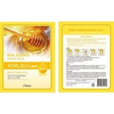 Маска для лица JLUNA c экстрактом маточного молочка, 25 г.
