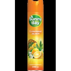 Освежитель воздуха Sunny Day Солнечный лимон 300мл.