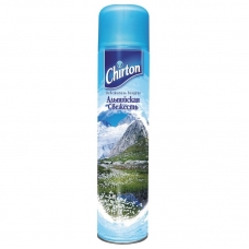 Освежитель воздуха Chirton Альпийская свежесть 300мл.
