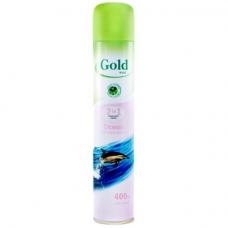 Освежитель для воздуха GOLD WIND Океан 400мл.