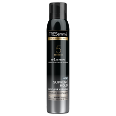 Мусс для укладки волос TRESemmé сильная фиксация  200 мл.