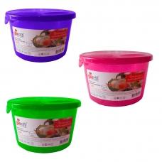 Емкость для продуктов Браво круглая 0,75 л