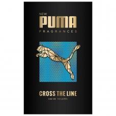 Puma Туалетная вода мужская Cross The Line 50 мл.