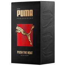Puma Туалетная вода мужская Push The Heat  50 мл.