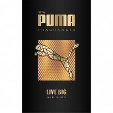Puma Туалетная вода мужская Live Big 50 мл.
