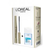 L'Oreal Paris Подарочный набор Тушь Telescopic + Средство для снятия макияжа