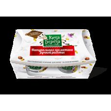 Косметический подарочный набор «Коза Дереза» Восстановление и питание для волос на козьем молоке