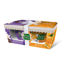 Косметический подарочный набор «Коза Дереза» Уход для тела на козьем молоке