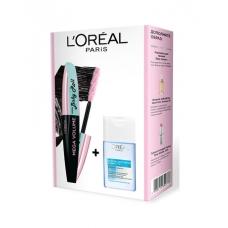L'Oreal Paris Подарочный набор Тушь Mega Volume Miss Baby Roll + Средство для снятия макияжа